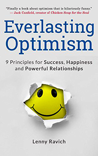 Click for more about Everlasting Optimism by Lenny Ravich