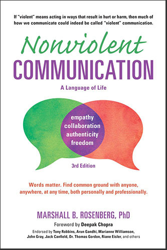 Click for info about Nonviolent Communication book...