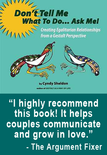 Click for info about  this book on Equalizing Relationships